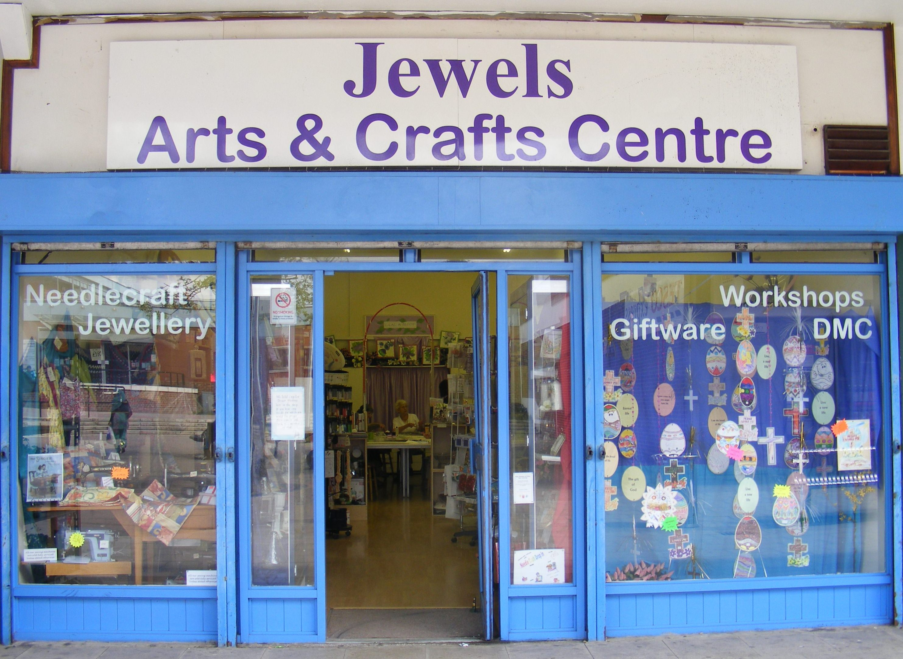 Arts and crafts jewels - An Unexpected Treasure