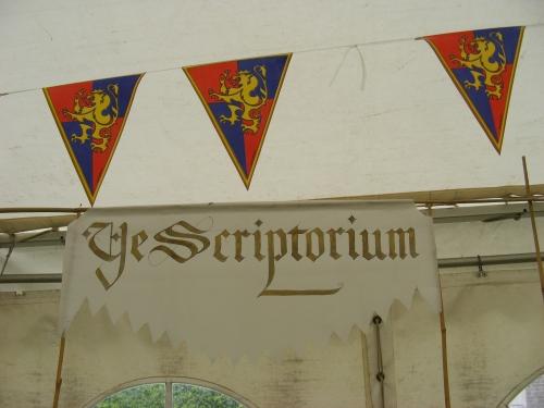 Medieval Dunstable.Ye Scriptorium. Img.jpg