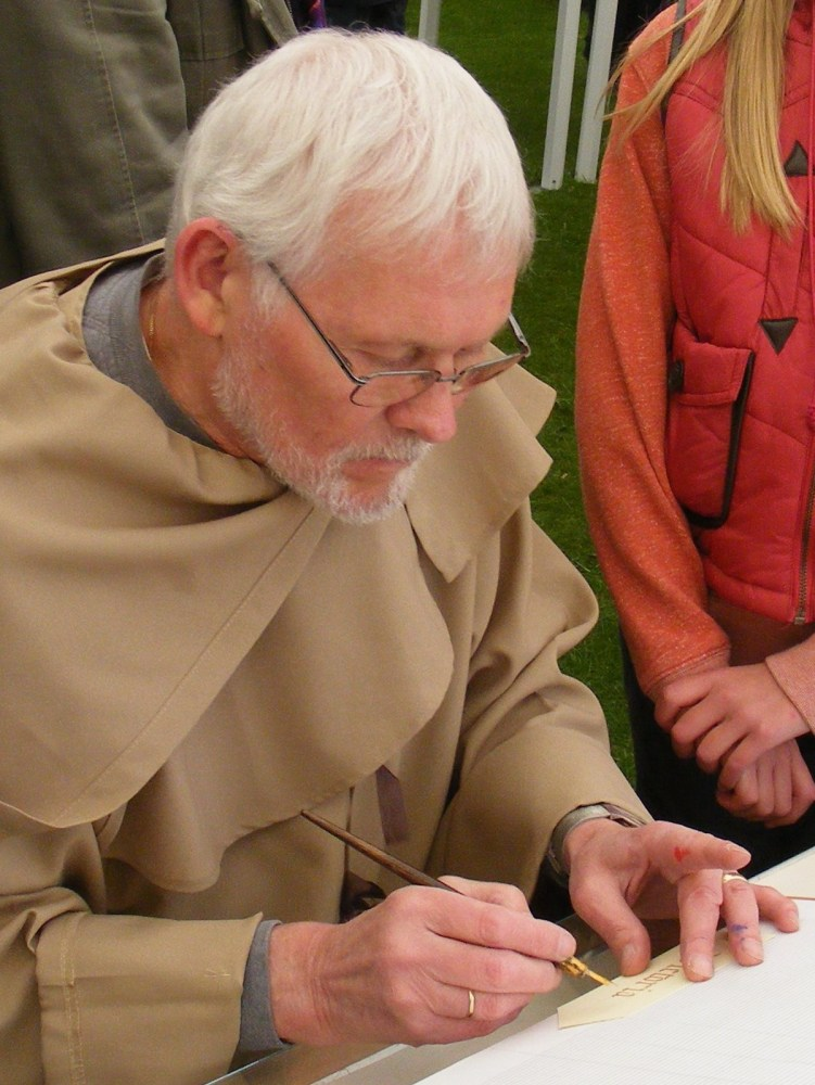 Dunstable Medieval Weekend with Brother William (3/6)
