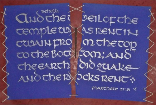 Good Friday Meditation,calligraphy,jpg,img.